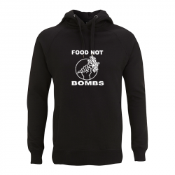Food not Bombs – Kapuzenpullover N50P