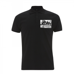 Antifascistas – Polo-Shirt  N34