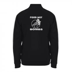 Food not Bombs – Trainingsjacke – Sonar