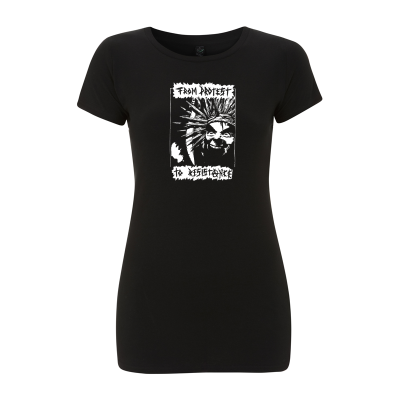From Protest to Resistance – Women's  T-Shirt EP04