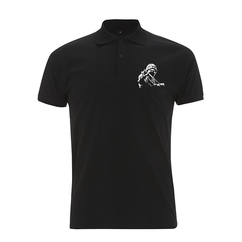 Antifa Zwille – Polo-Shirt  N34