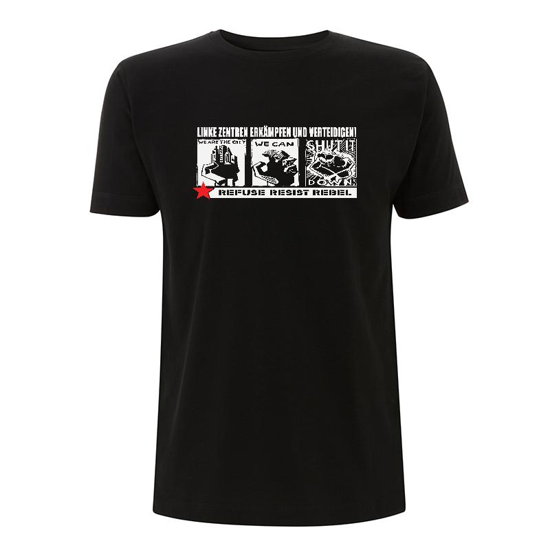 Linke Zentren – T-Shirt N03