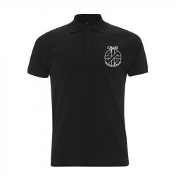 Crass - Fight War – Polo-Shirt  N34