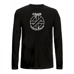 Crass - Fight War – Longsleeve EP01L