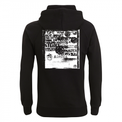 Crass - Fight War – Kapuzenpullover N50P