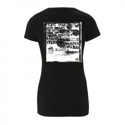 Crass - Fight War – Women's  T-Shirt EP04