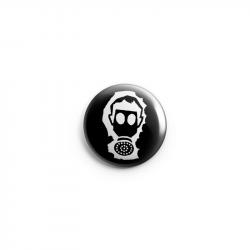 Gasmaske – Button
