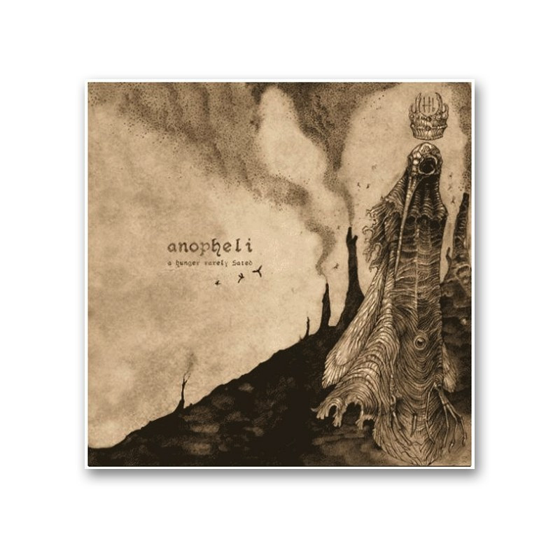 ANOPHELI - a hunger rarely sated -  LP