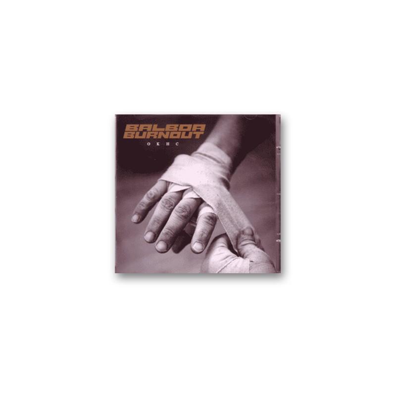 Balboa Burnout - OKHC - CD