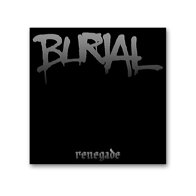 BURIAL - Renegade -  LP