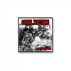 CIVIL VICTIM - No false hope  - LP