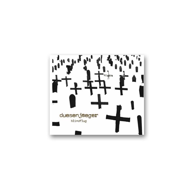 DUESENJAEGER - Blindflug - LP