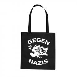 Gegen Nazis – Stoffbeutel