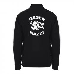 Gegen Nazis – Trainingsjacke – Sonar