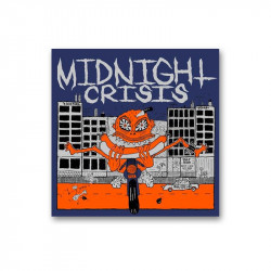 MIDNIGHT CRISIS - S/T -  EP