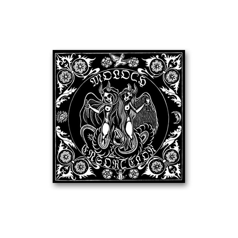 MOLOCH/ENSORCELOR - SPLIT LP