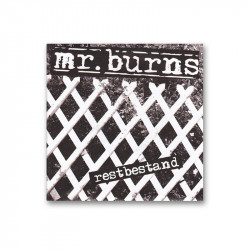 MR. BURNS - Restbestand - 7'' EP