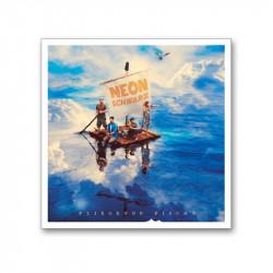 """NEONSCHWARZ - Fliegende Fische  - LP 12"""""""