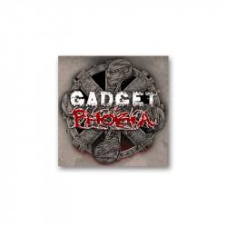 PHOBIA / GAGDET - Split LP
