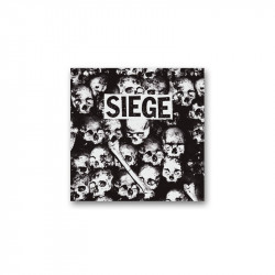SIEGE - Drop dead-  CD