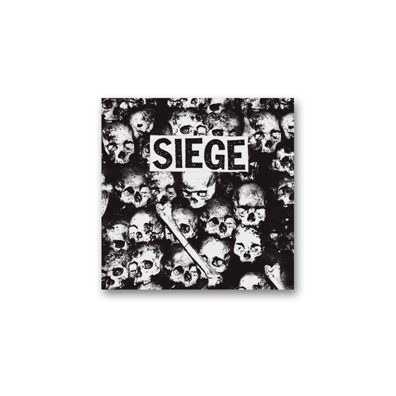 SIEGE - Drop dead-  CD