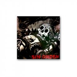 SIN ORDEN - Raices de resitencia - LP