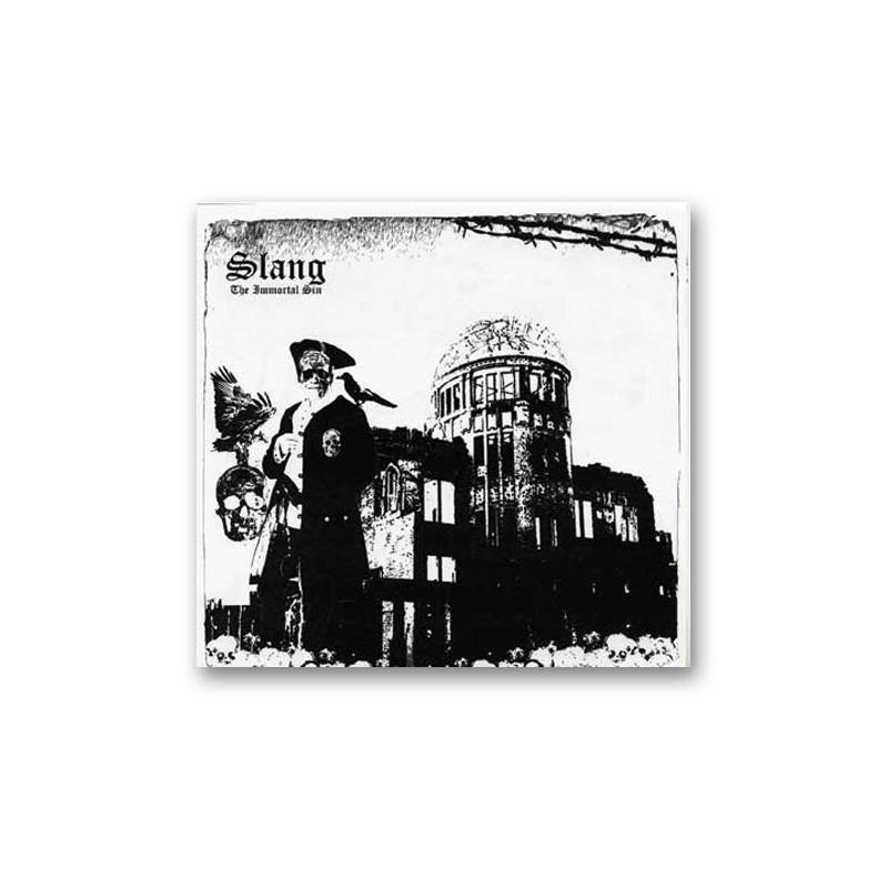 SLANG - The immortal sin -  LP
