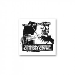 "UNHOLY GRAVE / NAK'AY - Split 5"""