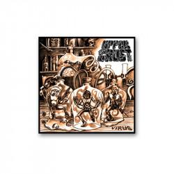 UPPER CRUST - Virus -  LP