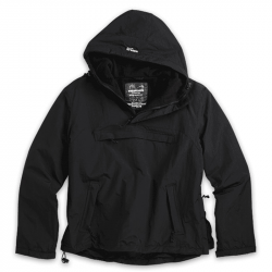 Windbreaker  SURPLUS - schwarz