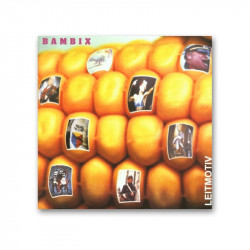 Bambix - Leitmotiv -  Vinyl  - LP / 12''