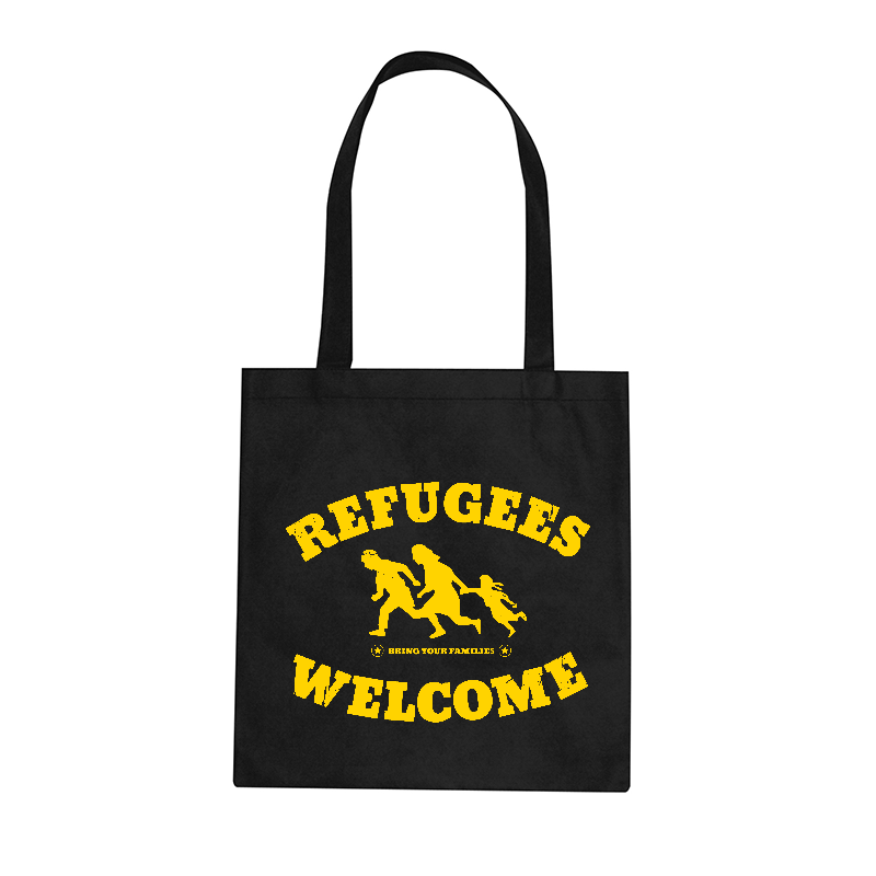 Refugees Welcome – Stoffbeutel