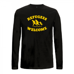 Refugees Welcome – Longsleeve EP01L