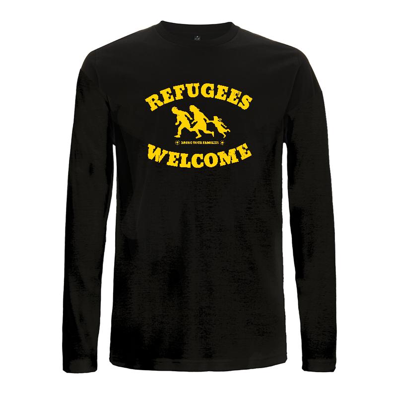 Refugees Welcome – Longsleeve EP01L