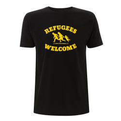 Refugees Welcome – T-Shirt N03