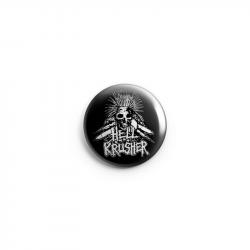 Hellkrusher – Button