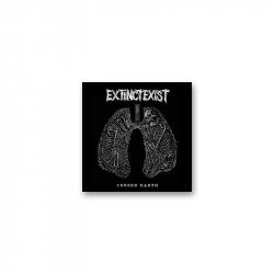 EXTINCT EXIST - Cursed earth - LP