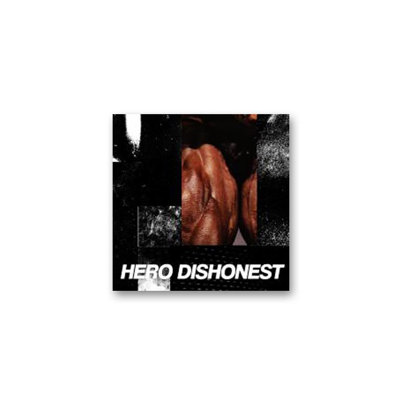 HERO DISHONEST - Liha ja teräs - LP