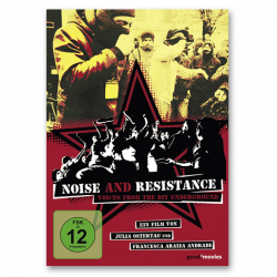 NOISE AND RESISTANCE - DVD