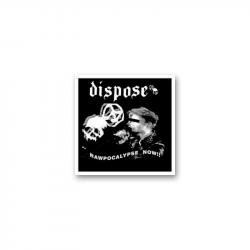 DISPOSE/SKIZOFRENIA - SPLIT EP