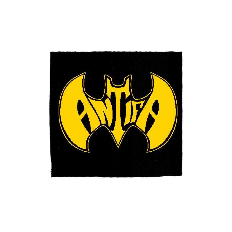 Antifa Bat - Aufnäher