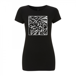 Anarchy hippiestyle -  Women's  T-Shirt EP04
