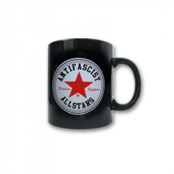 ANTIFASCIST ALLSTARS - Kaffeebecher