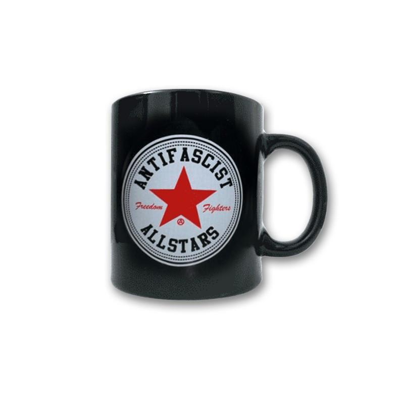 ANTIFASCIST ALLSTARS - Kaffeebecher