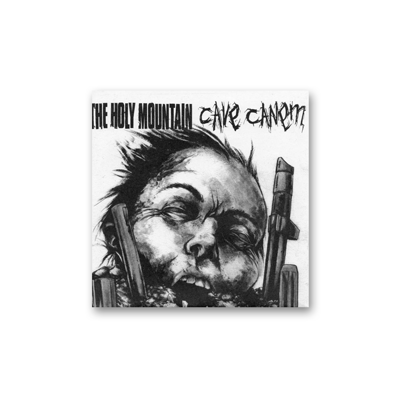 "THE HOLY MOUNTAIN / CAVE CANEM - Split 7"""