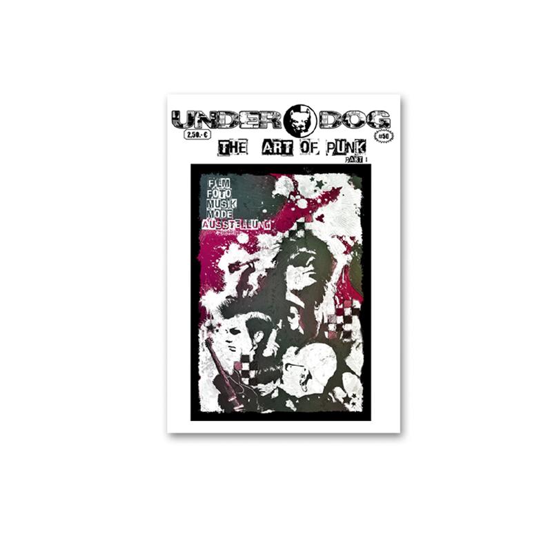 UNDERDOG + CD - Frühjahr 2016