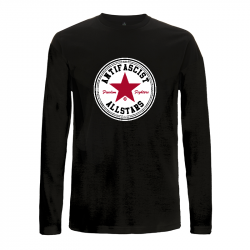 Antifascist Allstars - Red Star – longsleeve EP01L