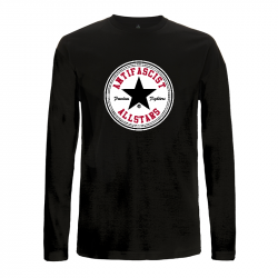 Antifascist Allstars - Black Star - longsleeve EP01L