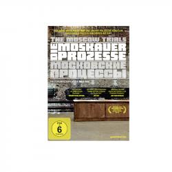 Die Moskauer Prozesse - DVD