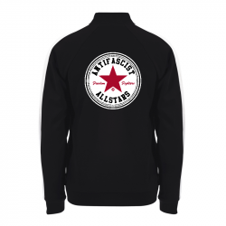 Antifascist Allstars - Red Star - Trainingsjacke – Sonar